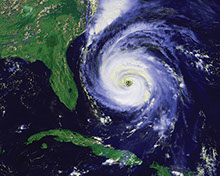 Hurricane_Fran_sept_1996_noaa